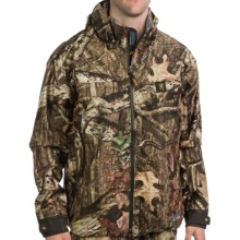 Browning Illusion HMX Jacket - Waterproof, Soft Shell (For Men) in Mossy Oak Break-Up Infinity - Closeouts