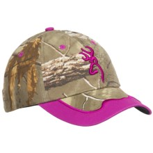 Browning ISSI Cap (For Women) in Magenta - Closeouts