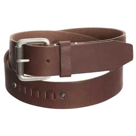 Browning Kanab Belt (For Men) in Brown - Closeouts