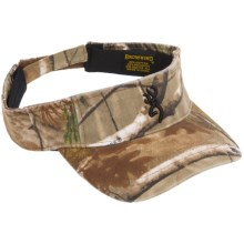 Browning Lawson Visor in Realtree Ap - Closeouts