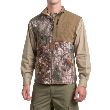 Browning Mercury Vest (For Men and Big Men) in Realtree Xtra