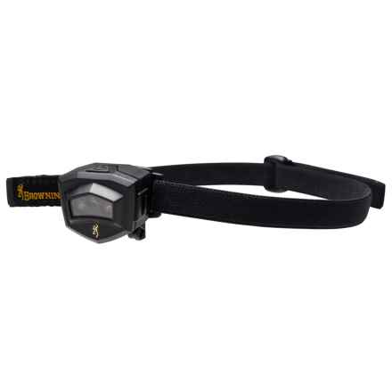 Browning Microblast LED Headlamp in Black - Closeouts