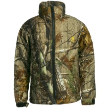 Browning Montana Camo Jacket - Insulated (For Kids and Youth) in Realtree Ap - Closeouts