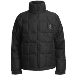 Browning Montana Jacket - Insulated (For Kids and Youth) in Brown