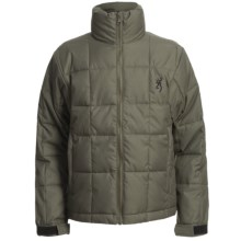 Browning Montana Jacket - Insulated (For Kids and Youth) in Olive - Closeouts