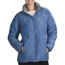 Browning Mystique Down Jacket - 650 Fill Power (For Women) in Atoll Blue - Closeouts