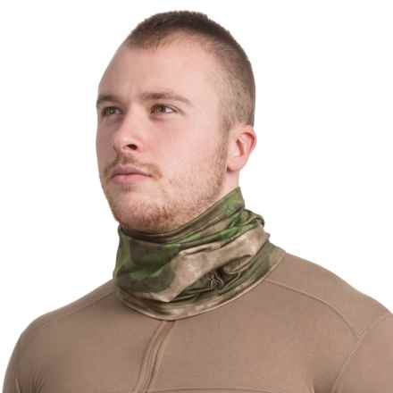 Browning Phase Fleece Neck Gaiter (For Men and Women) in Foliage/Green - Closeouts