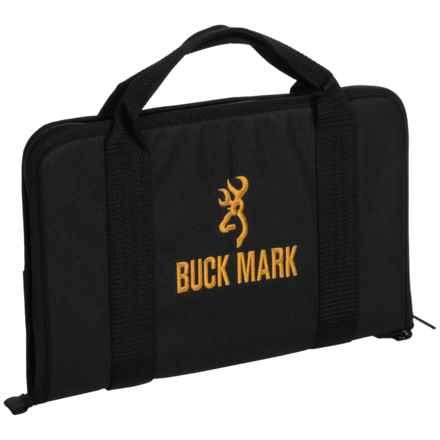 Browning Pistol Buck Mark Gun Case in Black - Closeouts