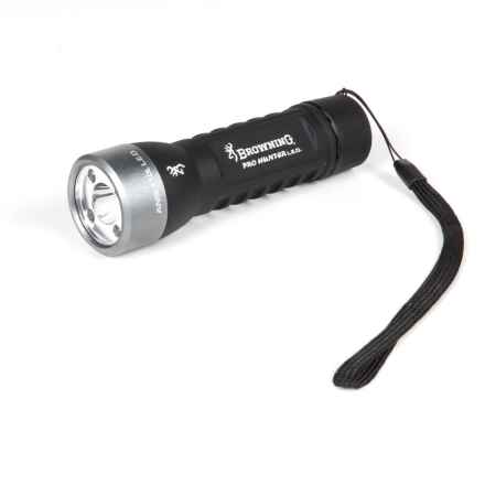Browning Pro Hunter LED Flashlight in Black - Closeouts
