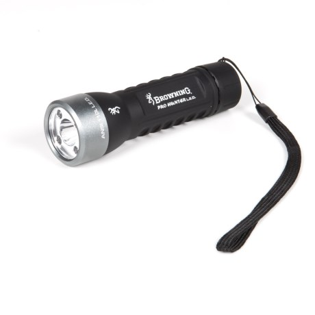 Browning Pro Hunter LED Flashlight in Black