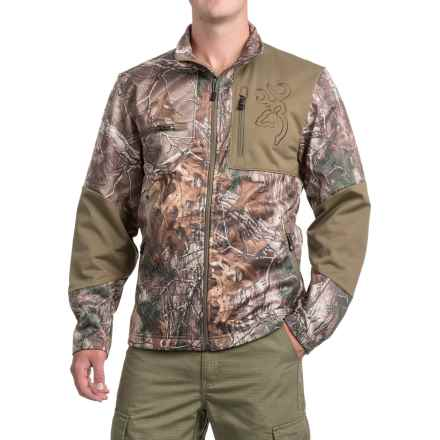 Browning Proximity Jacket (For Men and Big Men) in Realtree Xtra - Closeouts