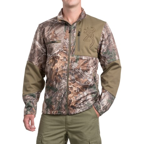 Browning Proximity Jacket (For Men and Big Men) in Realtree Xtra