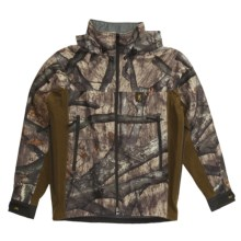 Browning Quest Gore-Tex® Jacket - Waterproof, Soft Shell (For Men) in Mossy Oak Treestand - Closeouts