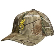 Browning Quik Camo Face Mask Cap in Realtree Ap - Closeouts