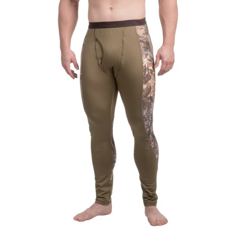 Browning Riser Base Layer Pants (For Men and Big Men) in Realtree Xtra