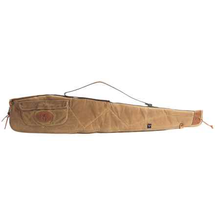 "Browning Santa Fe Flex Shotgun Case - 48"" in Field Tan - Closeouts"