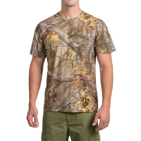 Browning Scope T-Shirt - Short Sleeve (For Men and Big Men) in Realtree Xtra
