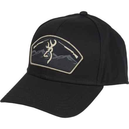 014b296f Browning Sierra Baseball Cap (For Men) in Black