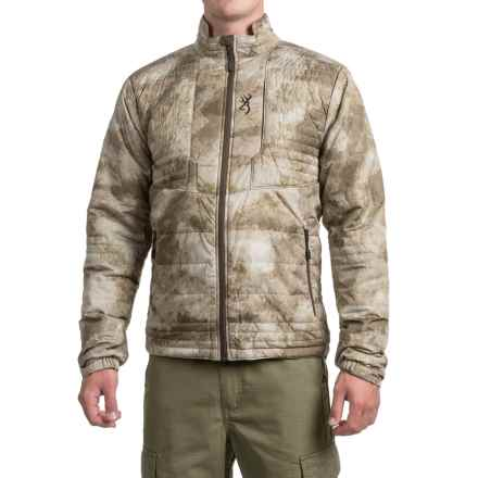 Browning Speed Shrike PrimaLoft® Jacket - Insulated (For Men and Big Men) in Arid/Urban - Closeouts