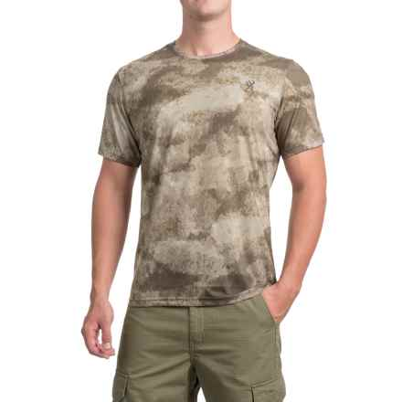 Browning Speed T-Shirt - Short Sleeve (For Men and Big Men) in Arid/Urban - Closeouts