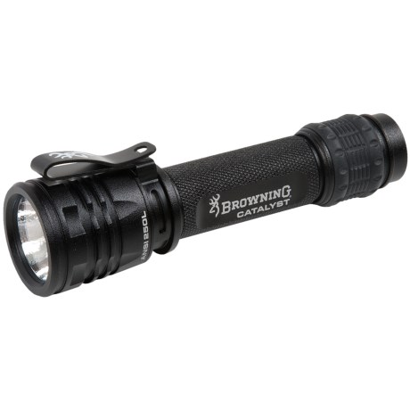 Browning Tactical Hunter Catalyst LED Flashlight in Black