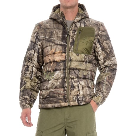 Browning Tommy Boy PrimaLoft® Jacket - Insulated (For Men and Big Men) in Mossy Oak Break Up Country