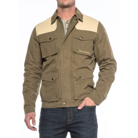 Browning Veracity Jacket (For Men) in Capers
