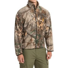 Browning Wasatch Fleece Jacket (For Men and Big Men) in Realtree Xtra - Closeouts