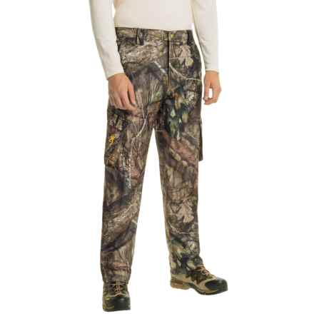 Browning Wasatch Mesh Lite Pants (For Men) in Mossy Oak Break-Up Country - Closeouts