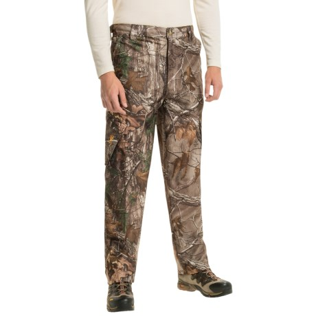 Browning Wasatch Mesh Lite Pants (For Men) in Realtree Xtra