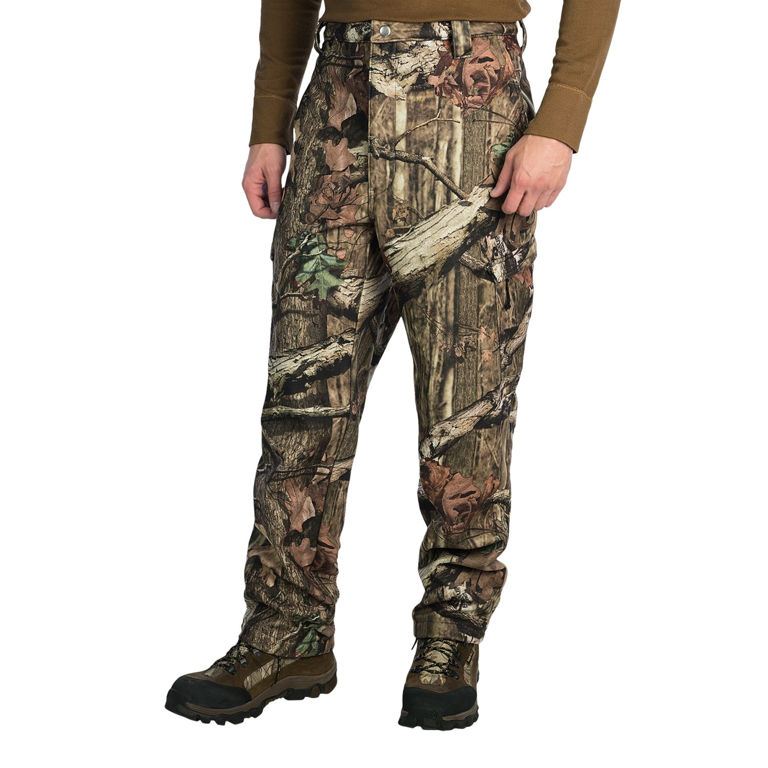 Browning Wasatch Quiet Pants For Men In Mossy Oak Infinity