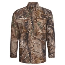 Browning Wasatch Shirt - Button-Down Collar, Long Sleeve (For Big Men) in Realtree Ap - Closeouts