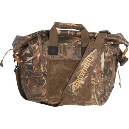 1cd360fa8a64d Browning Water-Resistant Field Bag in Teak - Closeouts