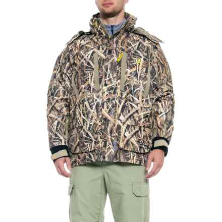 Browning Wicked Wing 4-In-1 Parka (For Men) in Mossy Oak Shadow Grass Blades - Closeouts