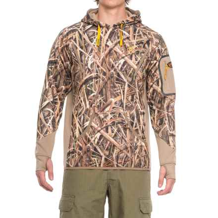 Browning Wicked Wing Smoothbore Hoodie (For Men) in Mossy Oak Shadow Grass Blades - Closeouts