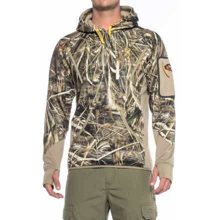 Browning Wicked Wing Smoothbore Hoodie (For Men) in Realtree Max 5 - Closeouts