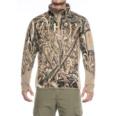 Browning Wicked Wing Smoothbore Jacket - Zip Neck (For Men)