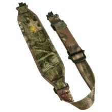Browning X-Cellerator Plus Padded Rifle Sling in Mossy Oak Infinity - Closeouts