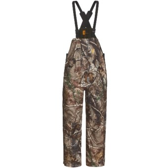 Browning XPO Big Game Bib Overalls - Waterproof, Insulated (For Big Men) in Realtree Ap