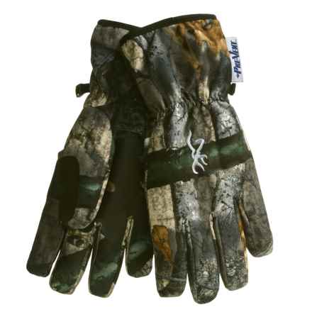 Browning XPO Big Game Gloves - Waterproof (For Men) in Mossy Oak Treestand - Closeouts