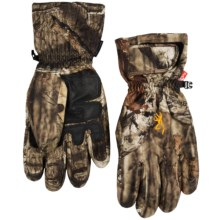 Browning XPO Big Game Gloves - Waterproof, Insulated (For Men) in Mossy Oak Infinity - Closeouts