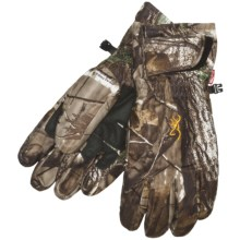 Browning XPO Big Game Gloves - Waterproof, Insulated (For Men) in Realtree Ap - Closeouts