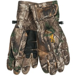 Browning XPO Big Game Gloves - Waterproof, Insulated (For Men) in Realtree Xtra
