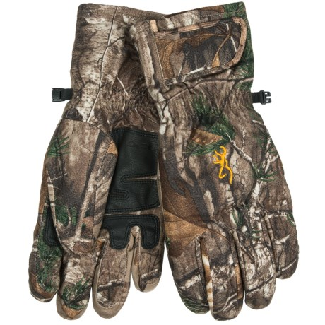 Browning XPO Big Game Gloves - Waterproof, Insulated (For Men) in Realtree Ap