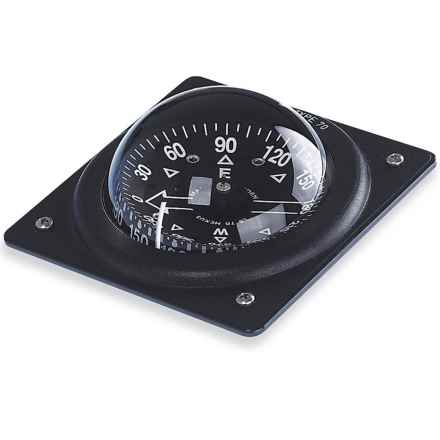 Brunton 70P Precision Dash-Mount Compass in Black - Closeouts