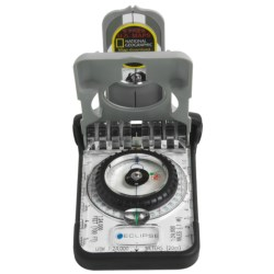 Brunton Eclipse Mirrored Compass in See Photo