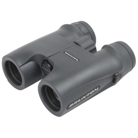 Brunton Eterna Binocular - 10x32 in Gunmetal