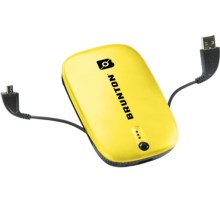 Brunton Heavy Metal 5500 Power Pack Portable Charger in Yellow - Closeouts
