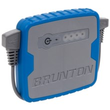 Brunton Inspire Portable Power Charger in Blue - Closeouts