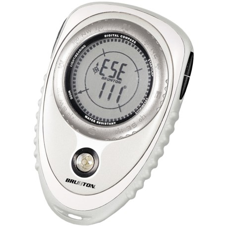Brunton Nomad V2 Digital Compass in See Photo